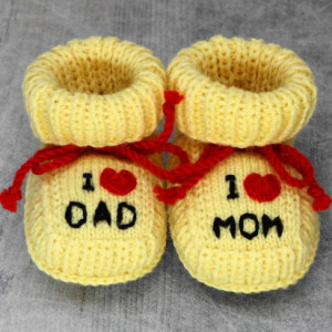 I LOVE MOM / I LOVE DAD
